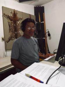 Aurelio recording